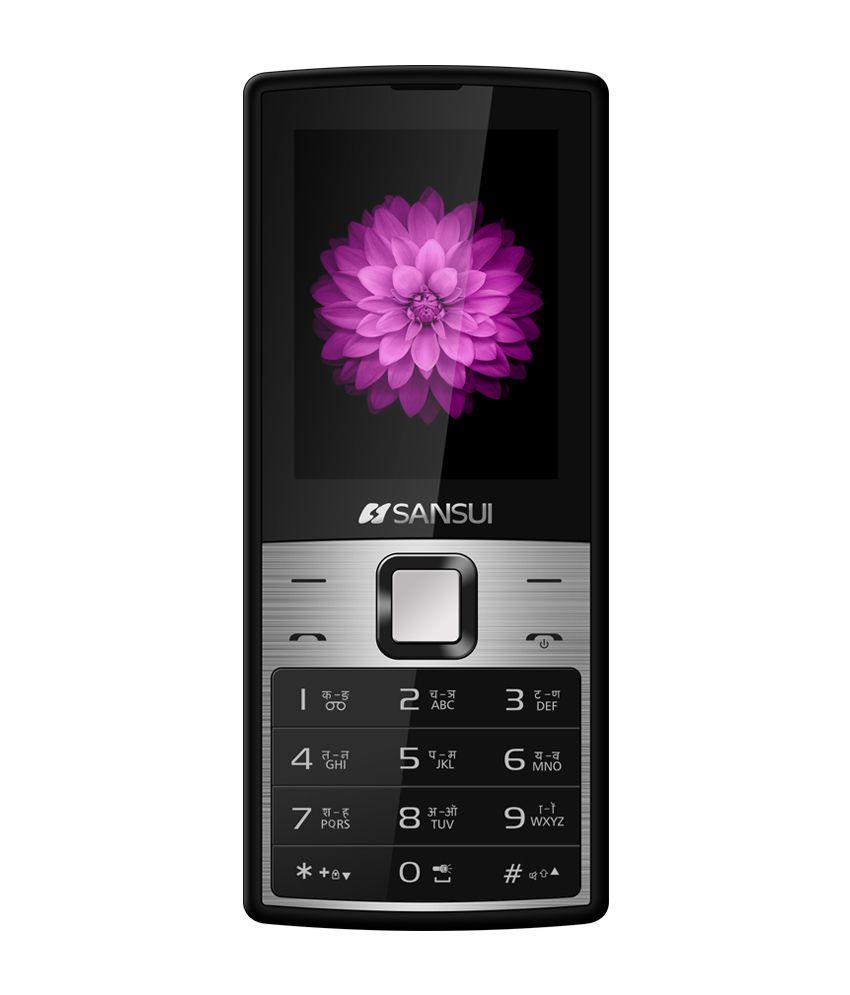 Sansui X40 ( Below 256 MB Black )