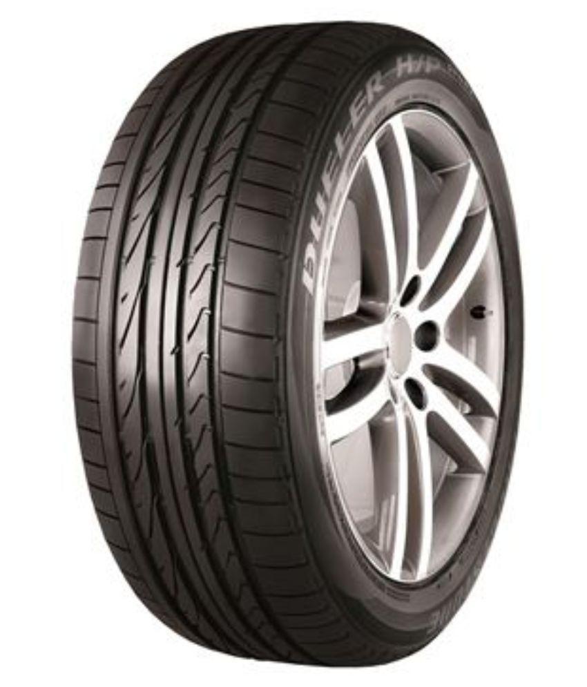 Bridgestone 215/60R17 102T D687 Black Tubeless Tyre