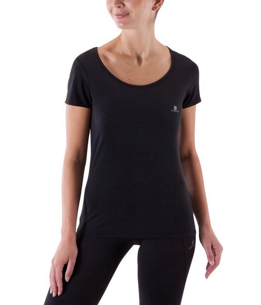 DOMYOS Breathe Women's Cardio T-Shirt By Decathlon