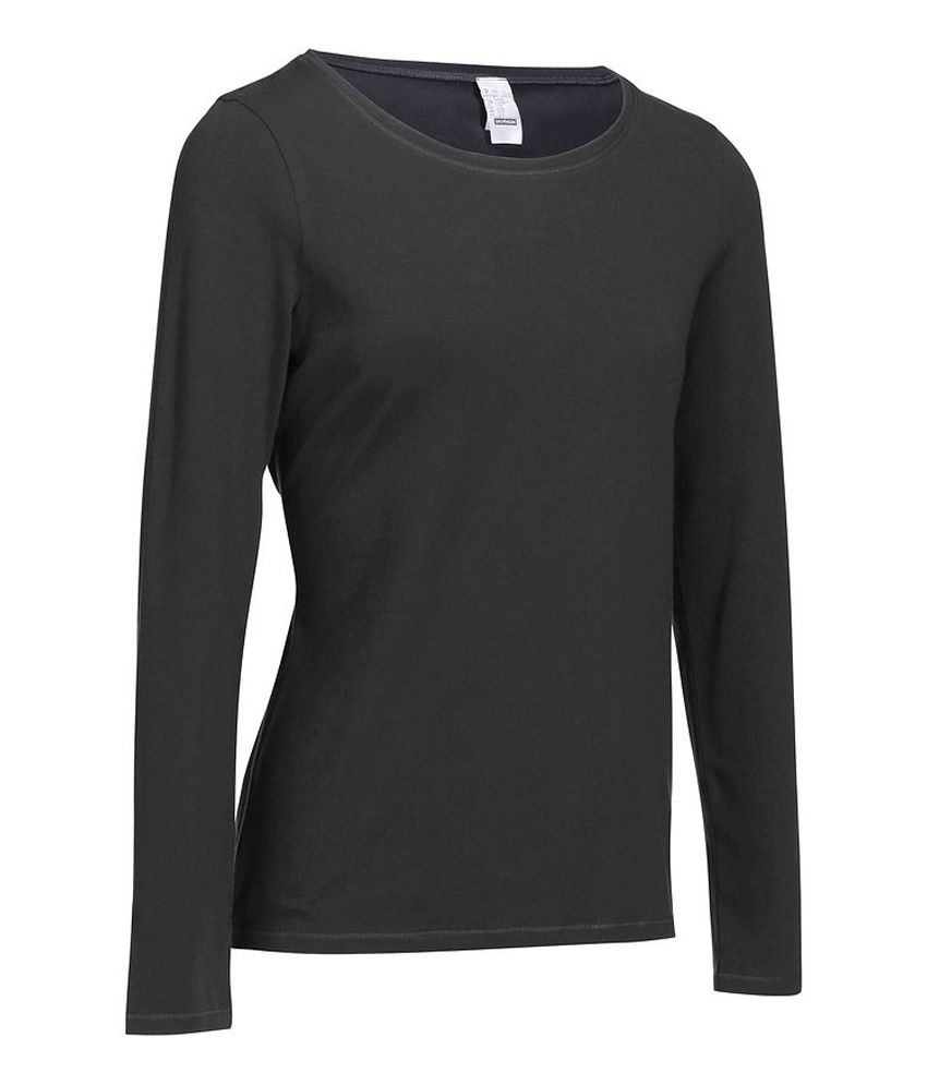 DOMYOS Comfort Tsml Women's Strength Training Long Sleeved T-Shirt By Decathlon