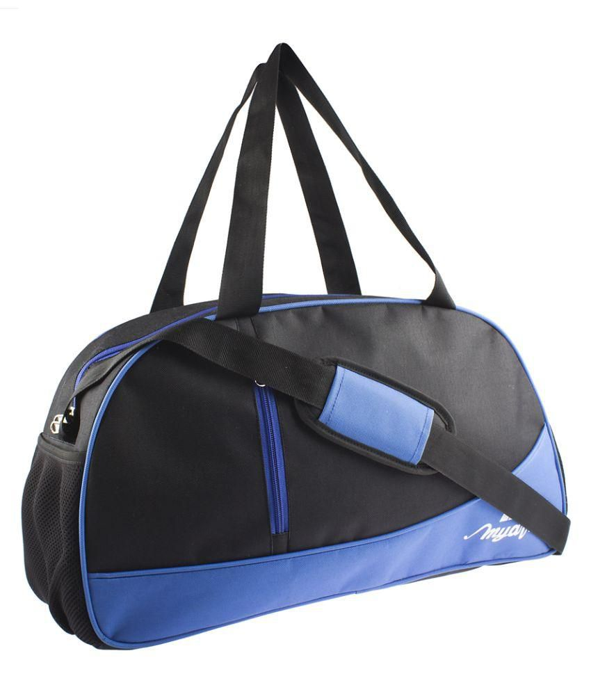 Myarte Bigbang Travel Kftb01 Blue 30 Gym Bag