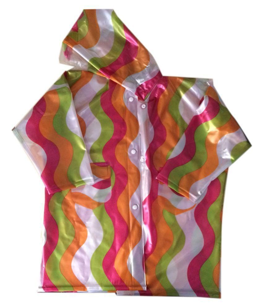 Rayhan Enterprise Multicolor Nylon Rainwear