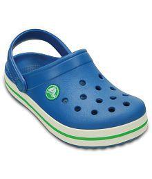 Crocs Roomy Fit Blue Clog