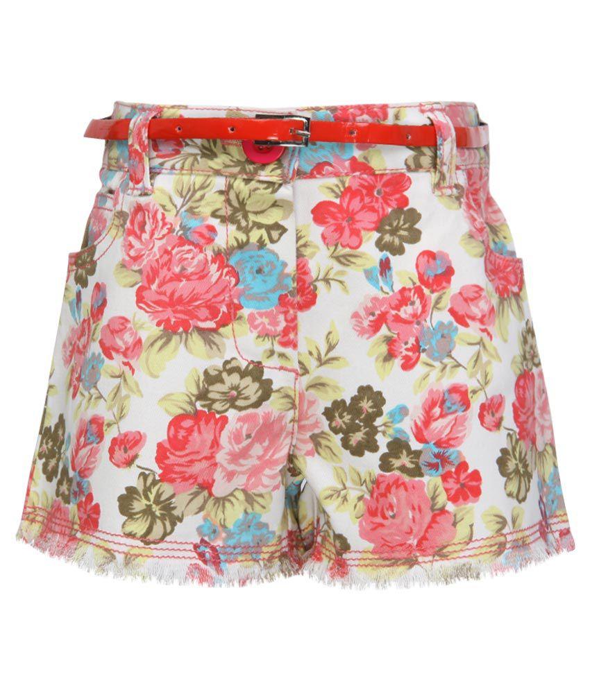 Nauti Nati Multi Color Shorts