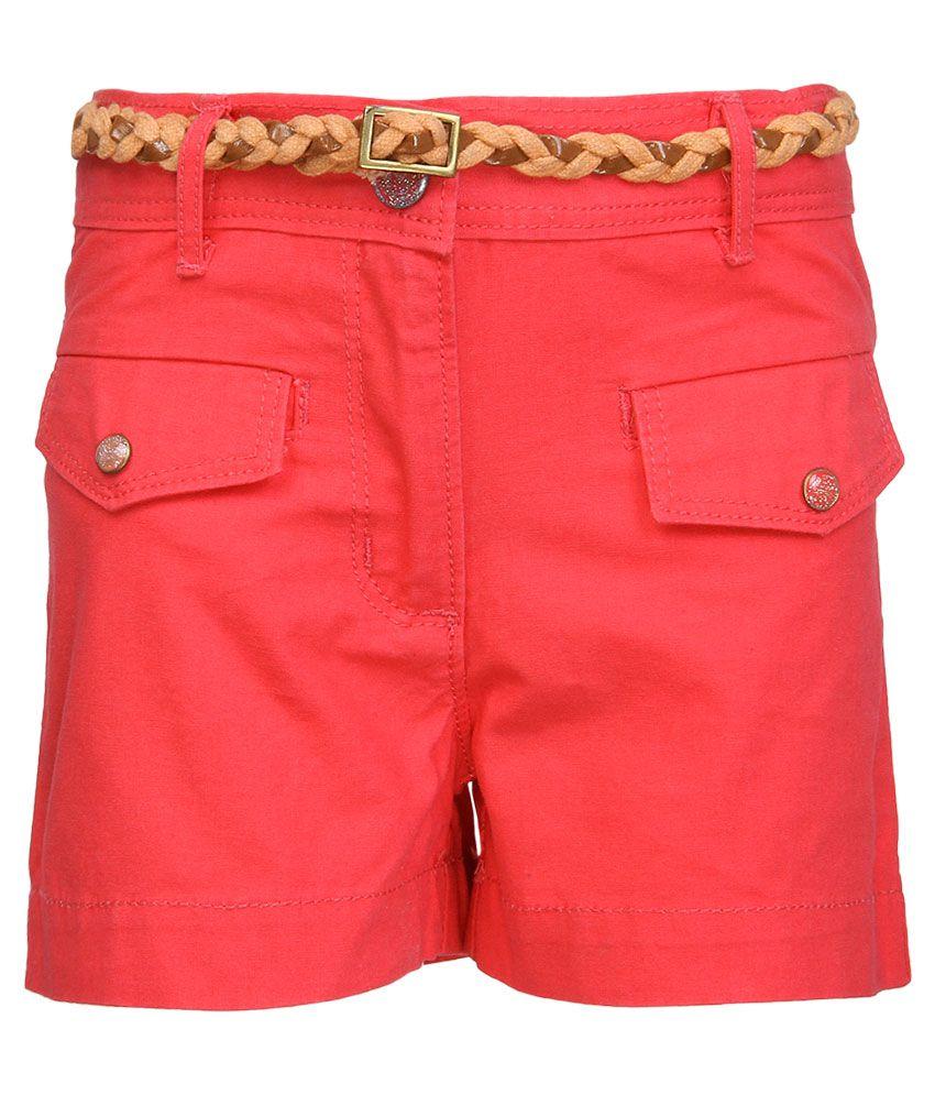 Nauti Nati Pink Shorts