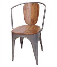 Dezaro Wooden Chair
