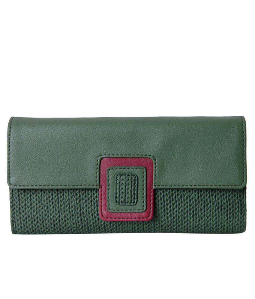Baggit Green Wallet