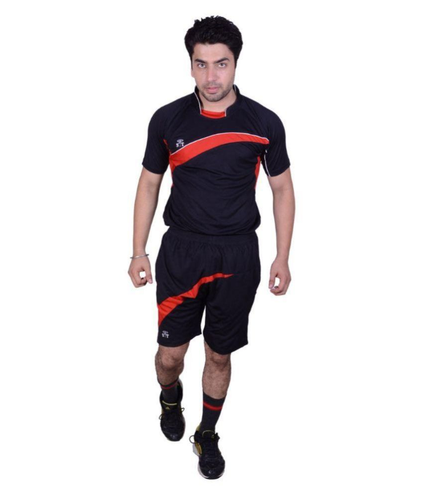 SST Navy Polyester Football Dress