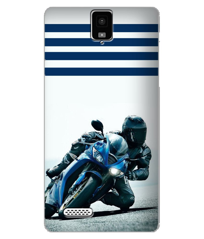 Infocus M330 Printed Cover By SWAGMYCASE
