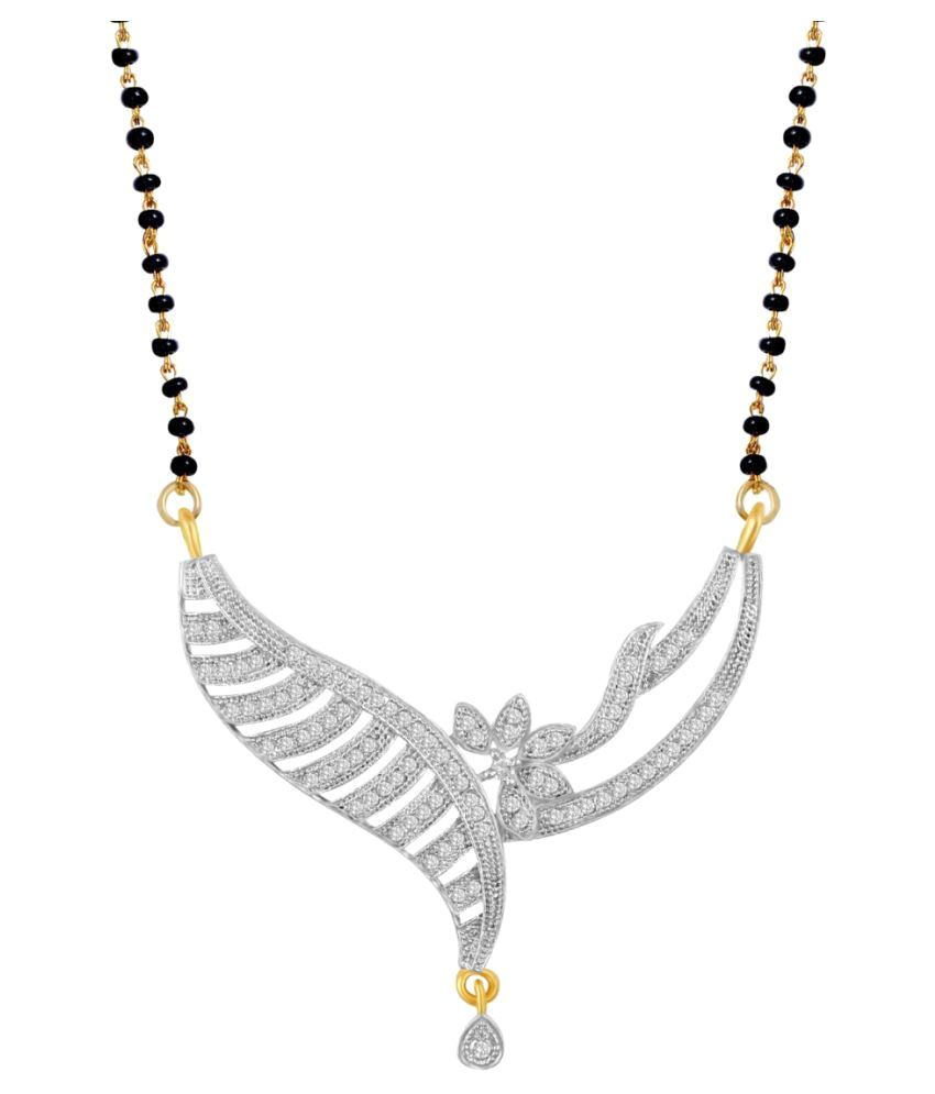 Jewels Galaxy Golden Mangalsutra