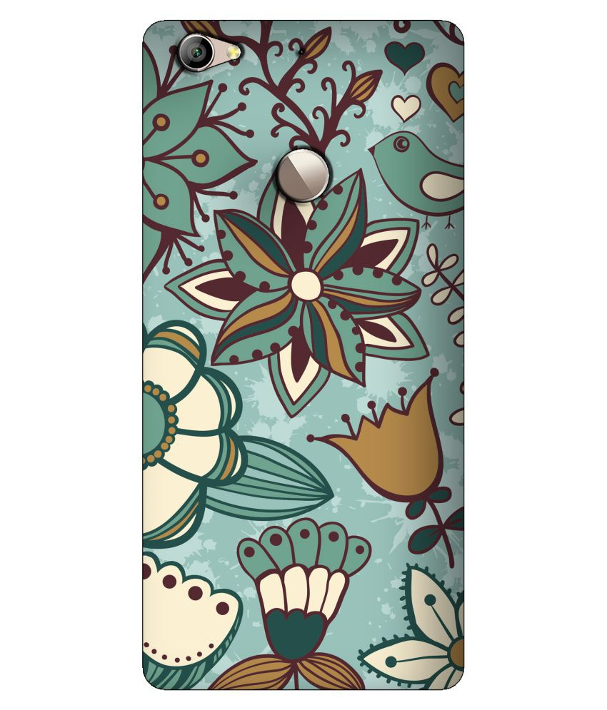 LeEco Le 1s Printed Cover By SWAGMYCASE