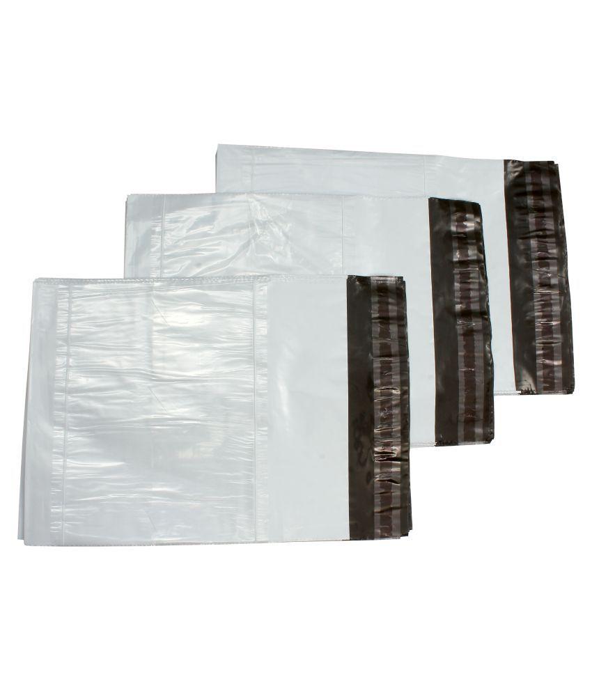 PackingKaro White Saree Covers - 300 Pcs