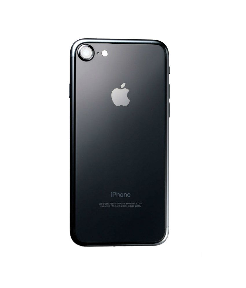 Apple iPhone 7 ( 128GB and Above , 2 GB ) Jet Black