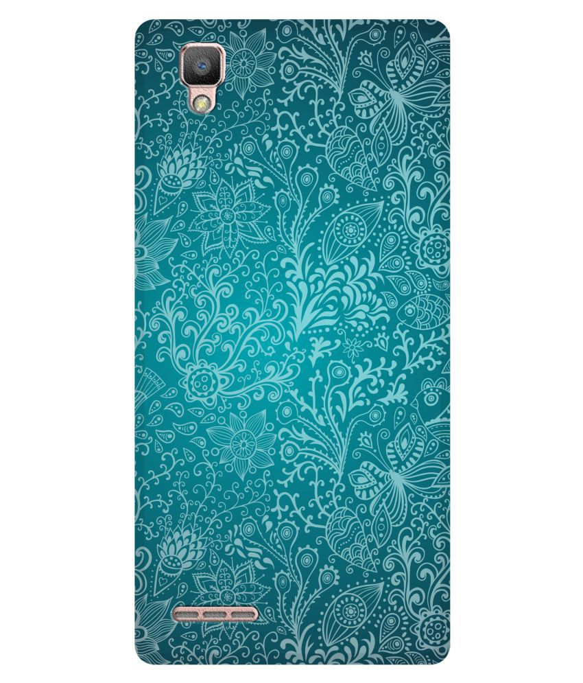 Oppo F1 Printed Cover By SWAGMYCASE