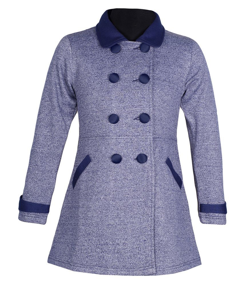 Naughty Ninos Blue Cotton Blend Jacket