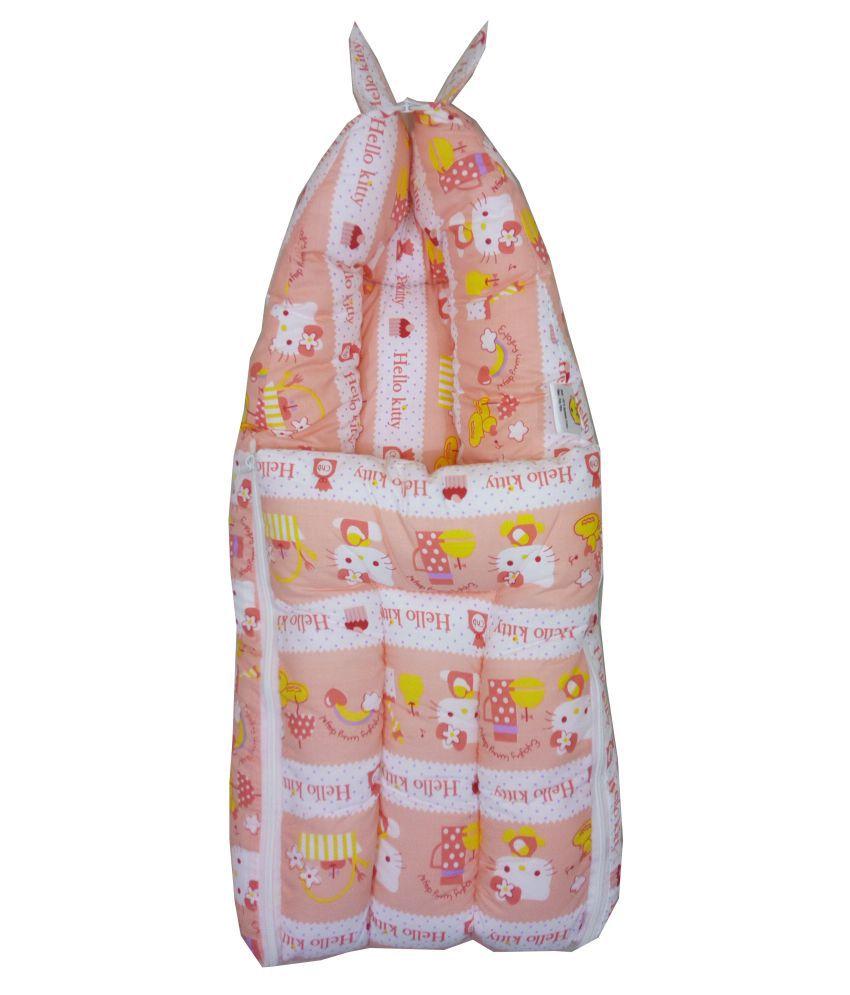 Calib Multicolor Cotton Baby Sleeping Bag