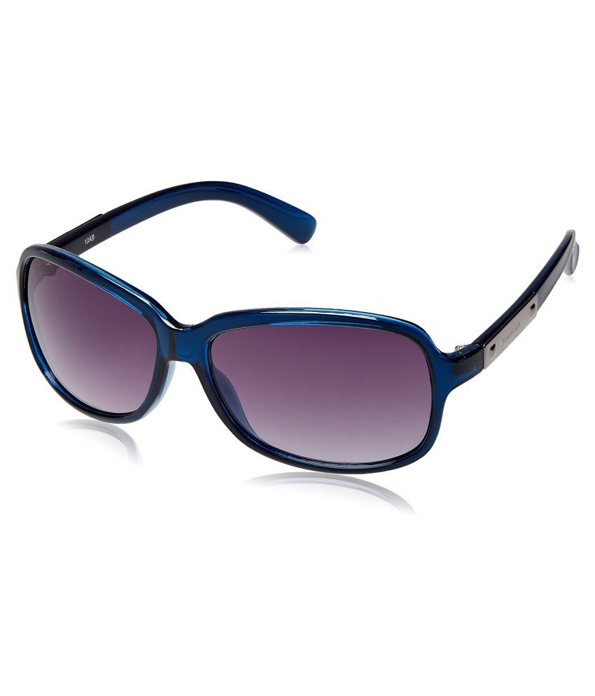 Fastrack Blue Bug Eye Sunglasses ( P161BK2F ) - Buy Fastrack Blue Bug Eye  Sunglasses ( P161BK2F ) Online at Low Price - Snapdeal bc72e38b774