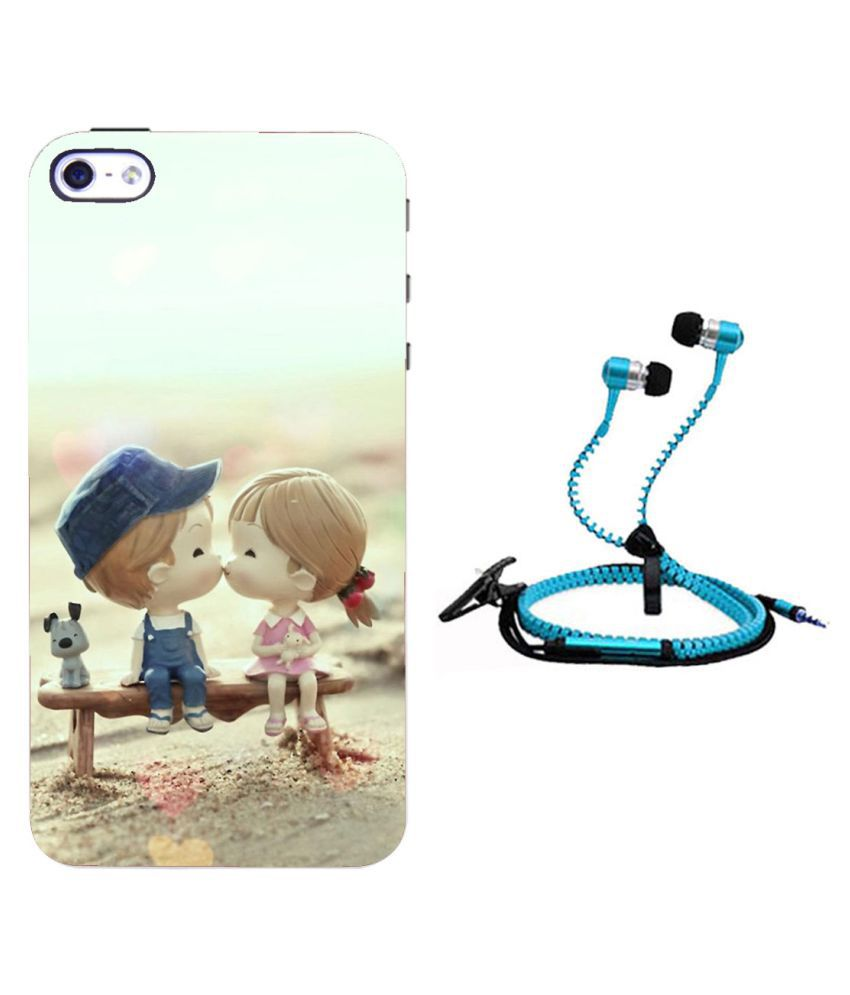 Apple iPhone 4S Cover Combo by Style Crome