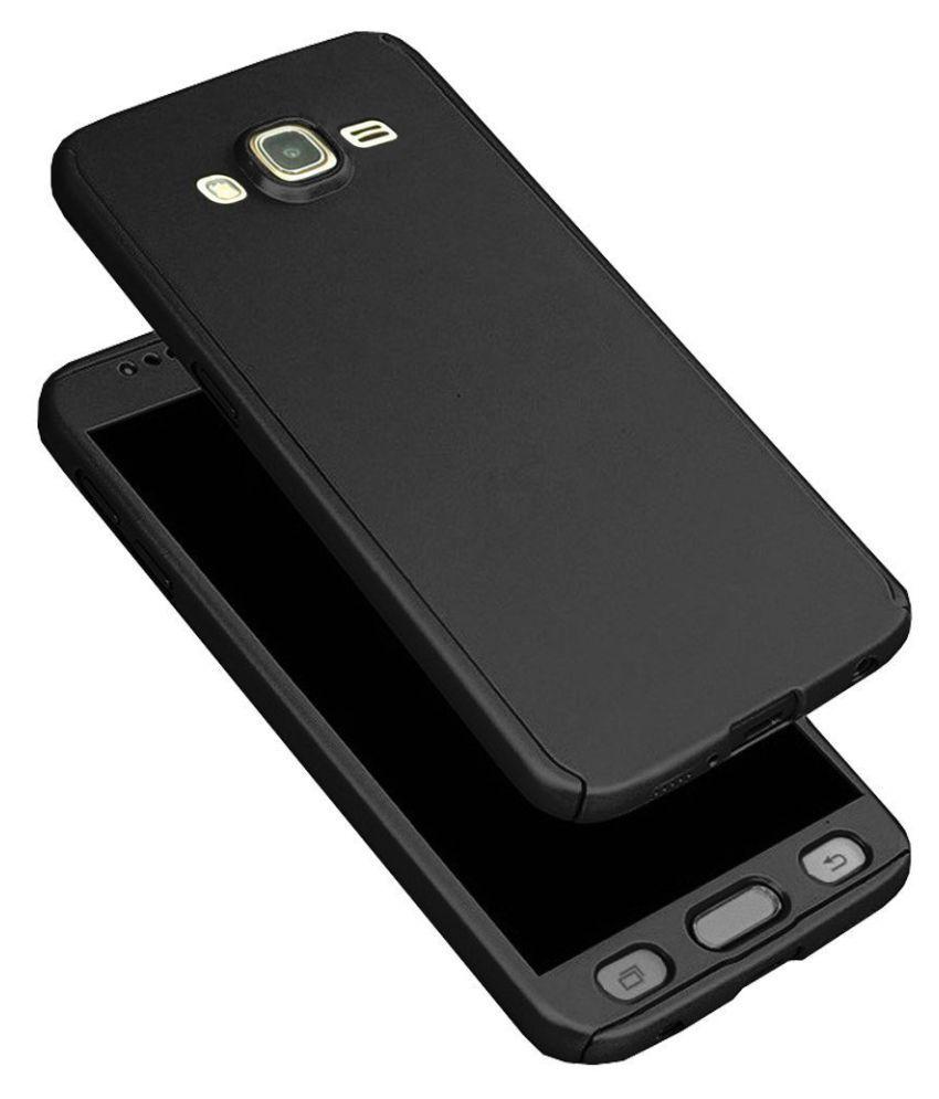reputable site 9e4fc d6edd Samsung Galaxy J5 (2016) Cover by Ipaky - Black