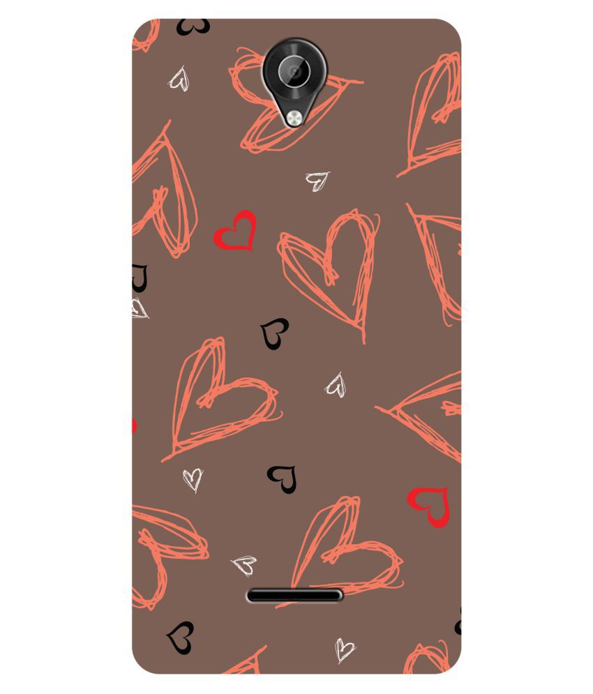 Micromax Bolt Q332 Printed Cover By SWAGMYCASE