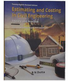 Estimating And Costing By Dutta Pdf