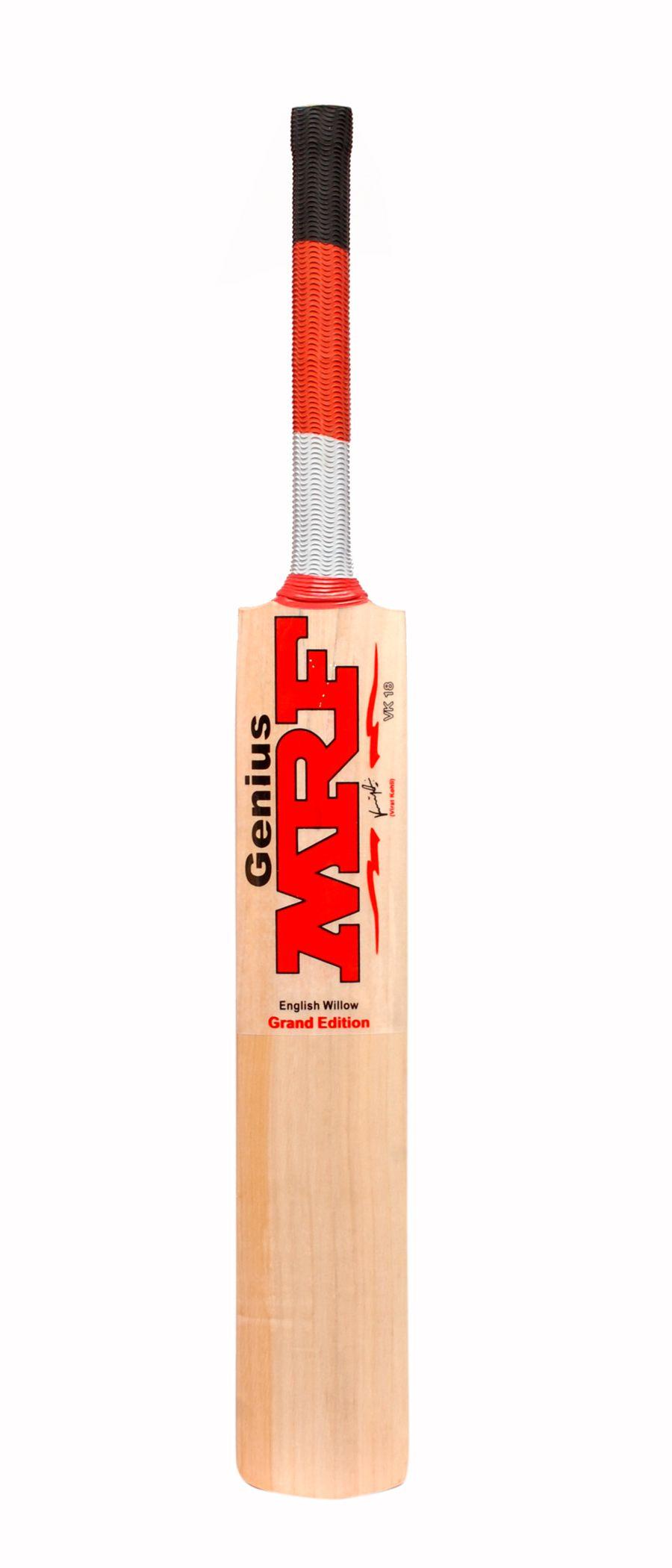 Mrf Grand Edition (Virat Kohli Endorsed) English Willow Cricket Bat