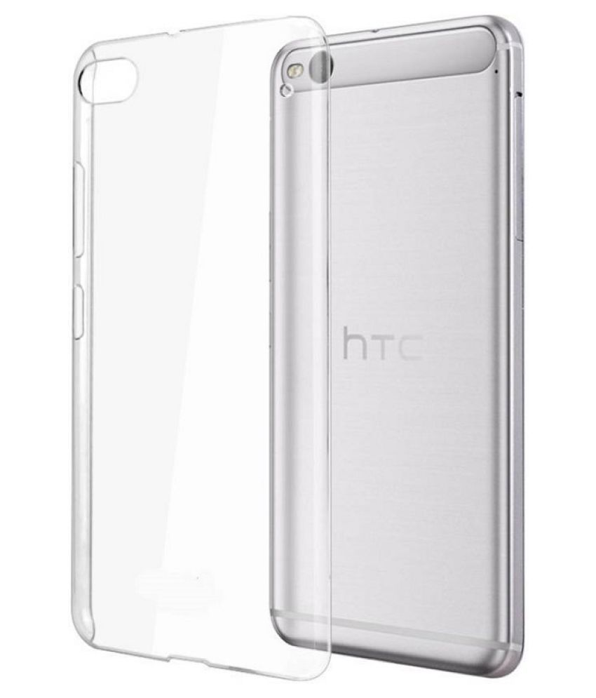 the latest 16dfa 81d2c HTC One X9 Cover by Sciforce - Transparent