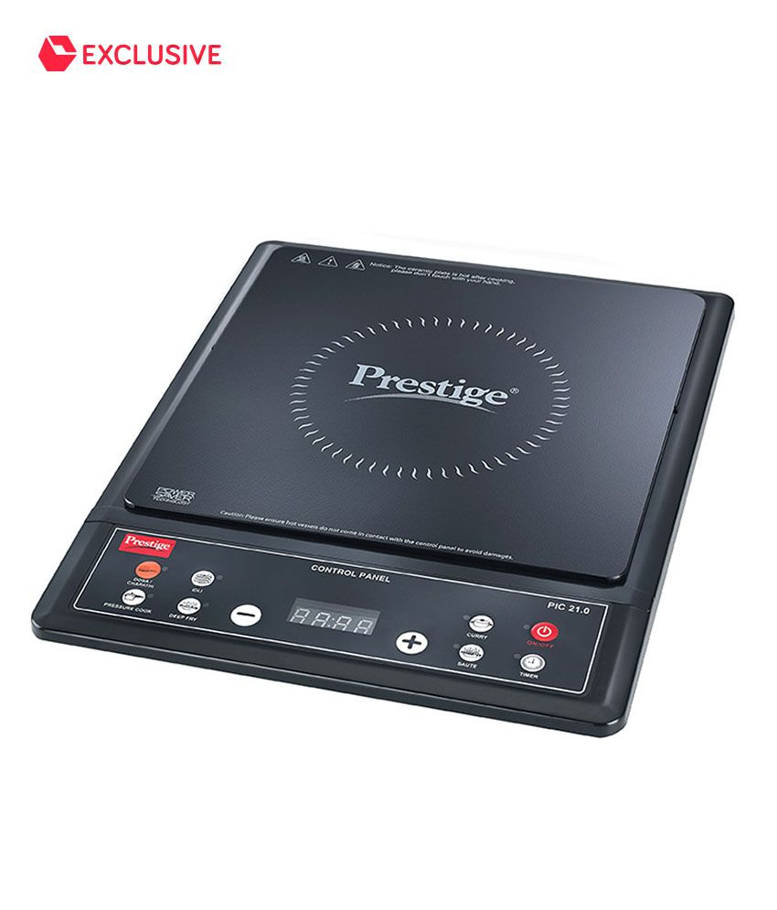 ... Prestige 1200 Watt PIC 21 Induction Cooktop ...