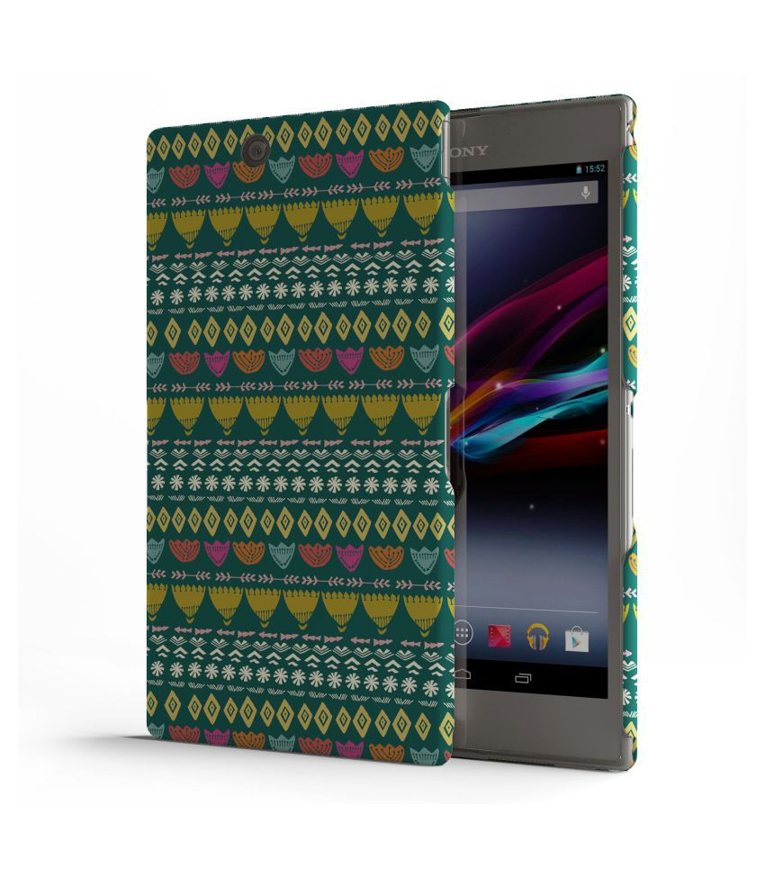 Sony Xperia Z Ultra Printed Cover By Koveru
