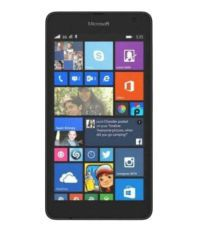 REFURBISHED Microsoft Lumia535(8GB-Black)