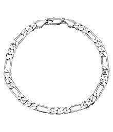 Shining Jewel Silver Bracelet