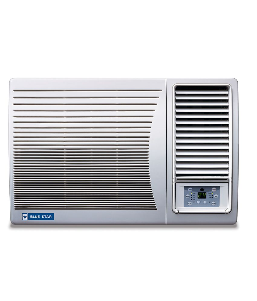 Blue star 1 5 ton 3 star 3w18ga 3w18lc window air for 1 ton window ac price list 2013