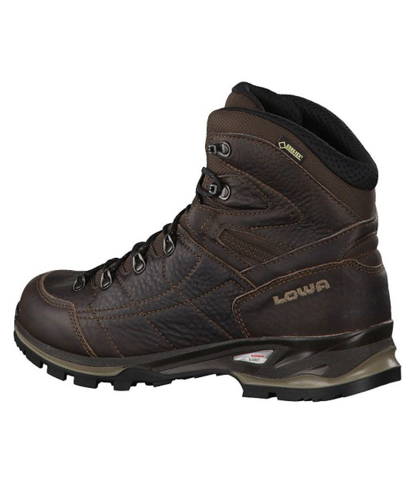 Lowa Brown Hiking & Trekking Boot