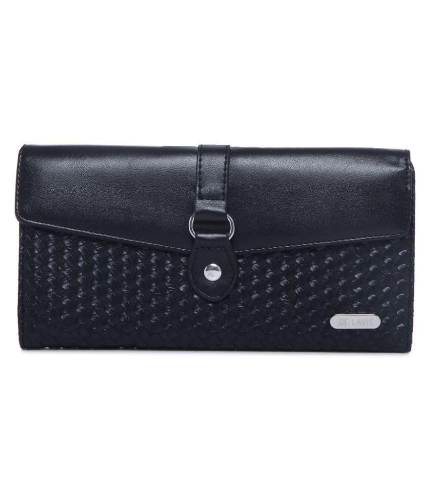 Lavie Black Wallet