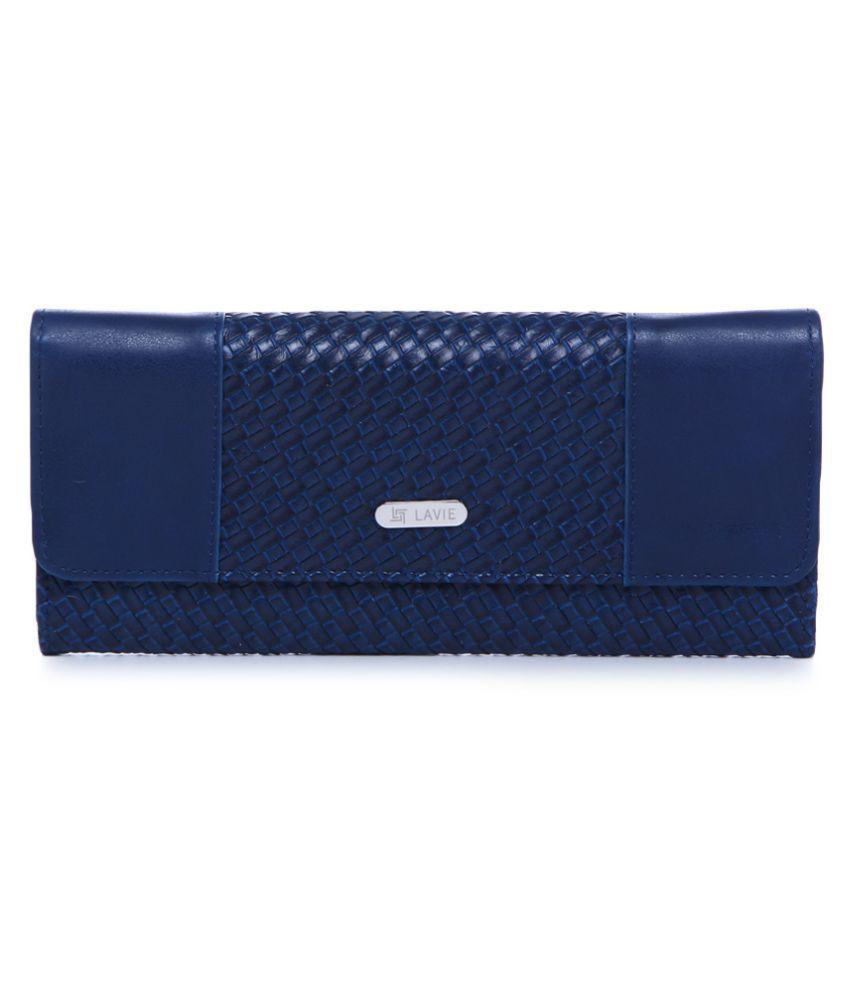 Lavie Navy Wallet