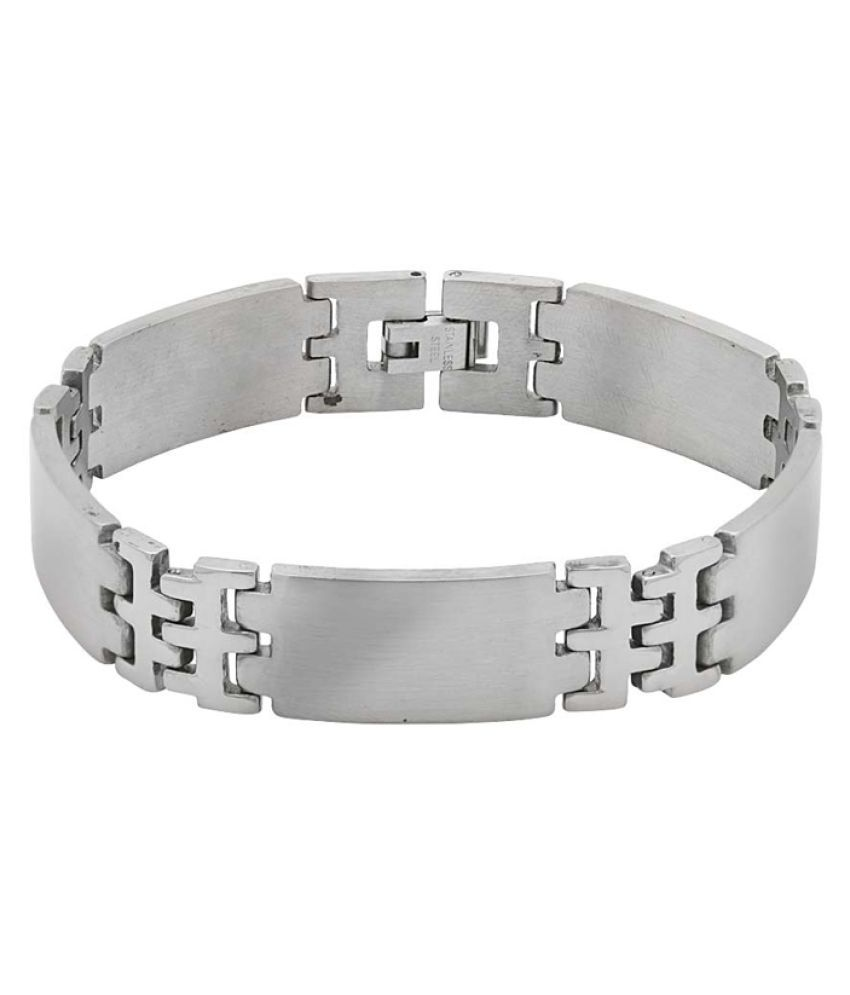 Voylla Silver Bracelet