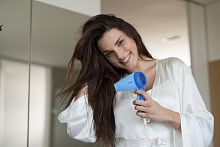 Philips HP8100/60 Hair Dryer Blue