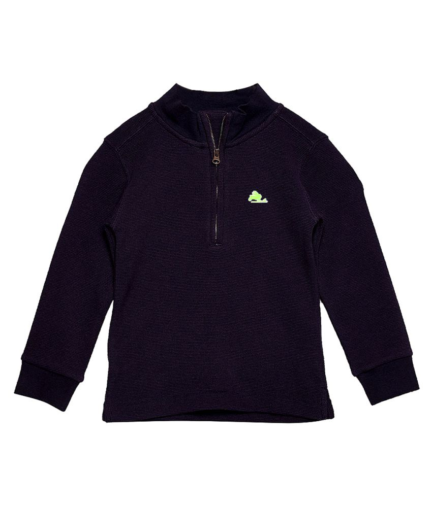 Cherry Crumble California Purple Sweatshirt