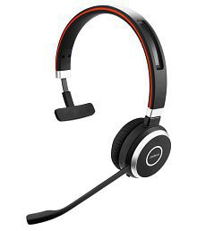 Jabra Jabra Evolve 65 MS Mono Bluetooth - Black, used for sale  Delivered anywhere in India