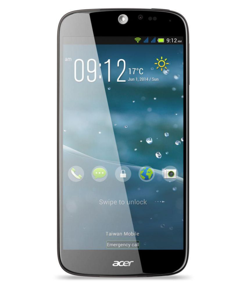 REFURBISHED Acer Liquid Jade 16 GB Black