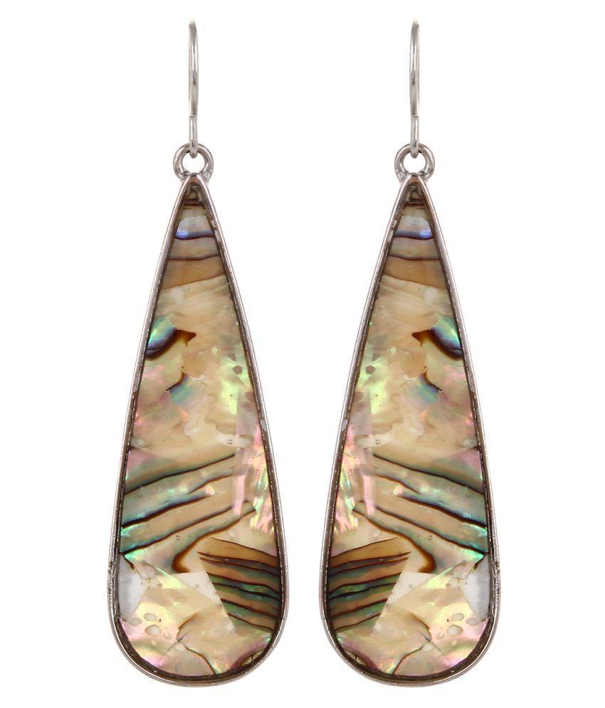 Fayon Multicolour Hanging Earrings