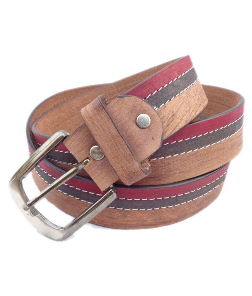 Pro-Fit Multi Leather Casual Belts
