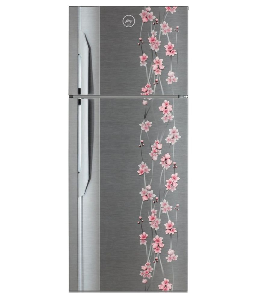 Godrej 331 LTR RT EON 331 P 3.4 Double Door Refrigerator Silver Meadow