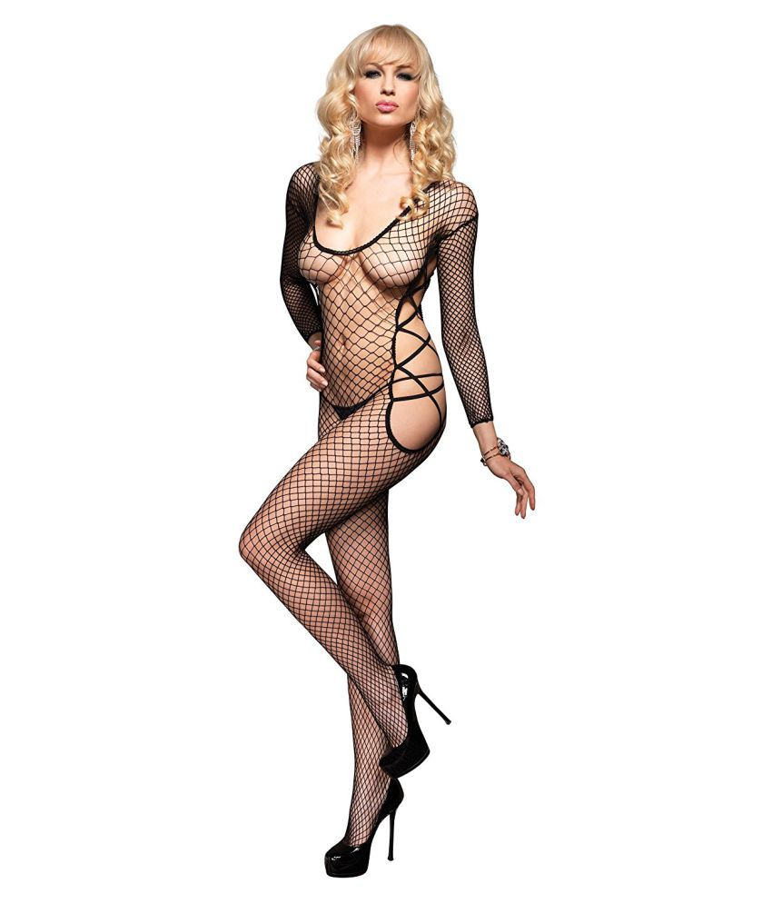 cz black full body stocking buy online at low price in india snapdeal