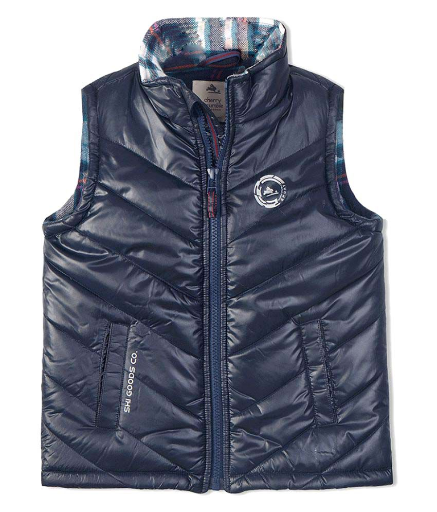 Cherry Crumble Premiuim Lightweight PUFFER Vest For Girl