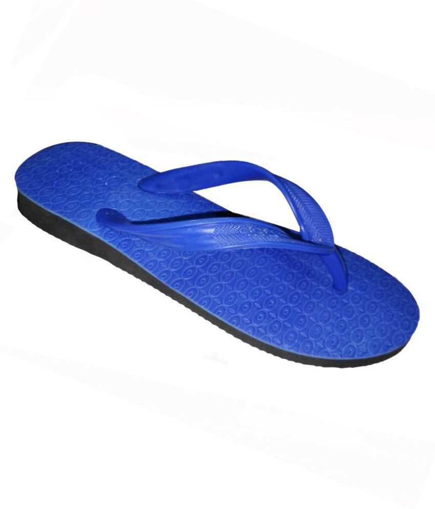 ARP Blue Slippers