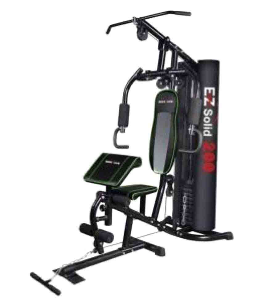 Deemark home gym solid buy online at best price on snapdeal
