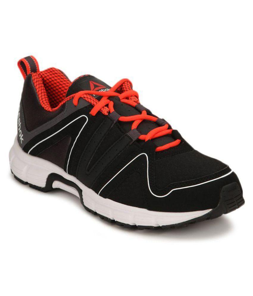 Reebok Black Indoor Court Shoes - Buy