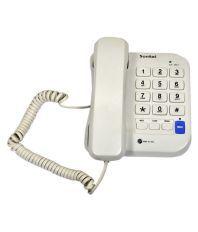 Sonitel Sonitel ST-901 Corded Landline Phone ( White )