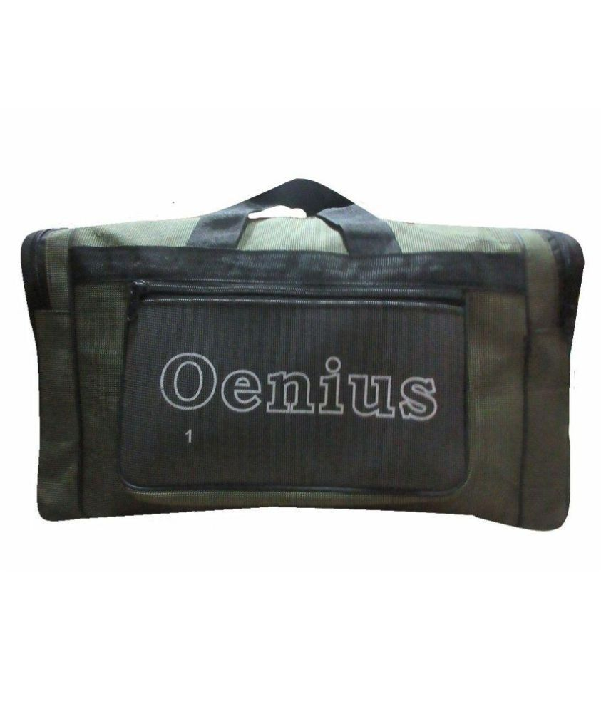 ORKID Green Gym Bag